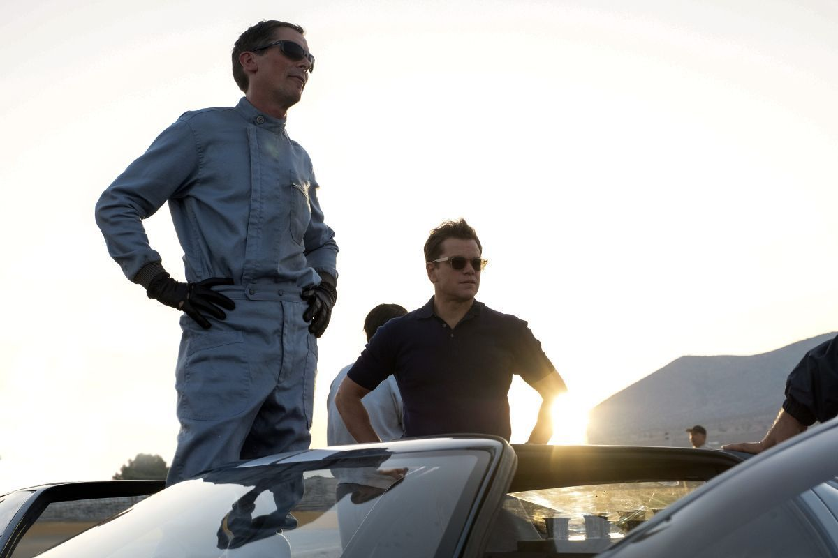 Other Tiff 2019 Ford V Ferrari Is Exactly Why Disney Bought Fox