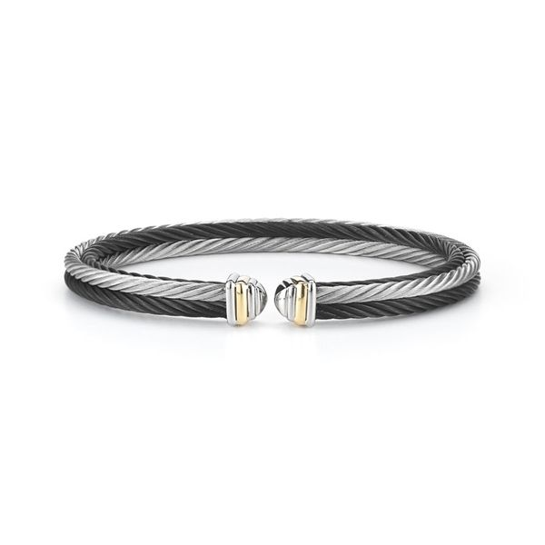 Charriol Men S Cable Bracelet