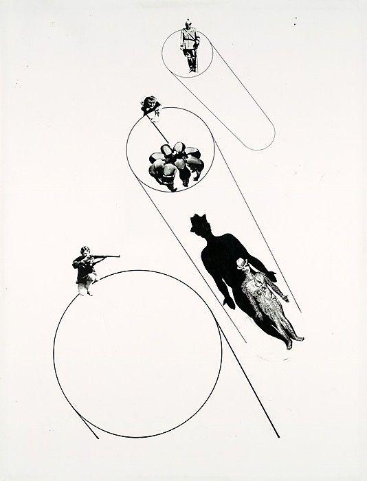 Moholy-Nagy Laszlo 1922 ca Target Practice In the Name of the Law - László Moholy-Nagy - Monoskop
