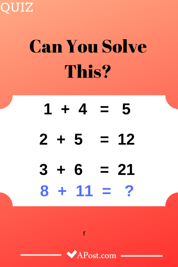 Can You Solve Thís? Seemingly Simple Equation Baffles Most