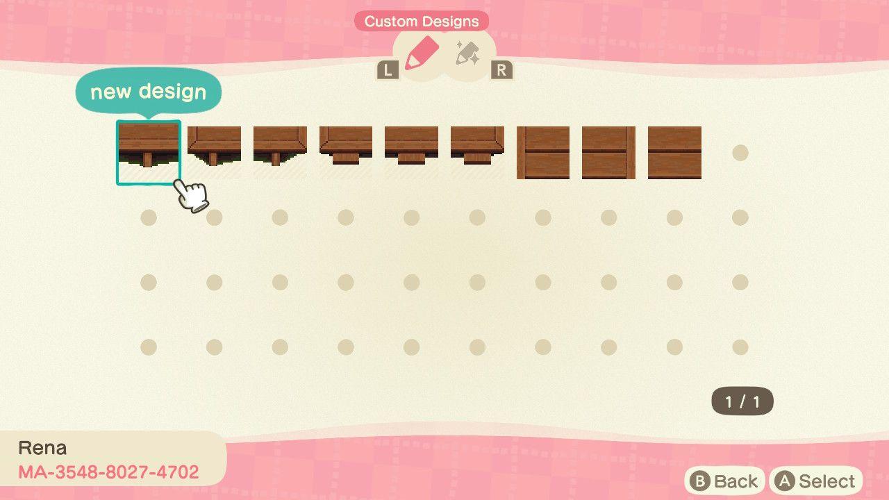 Pin on Animal Crossing on Animal Crossing New Horizons Wood Design  id=69153