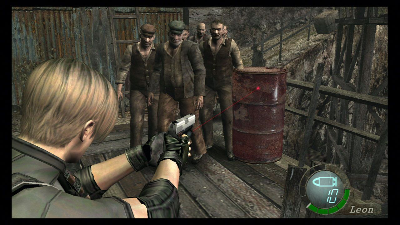 Resident Evil 4 Hd Winreview Comwinreview Com Resident Evil
