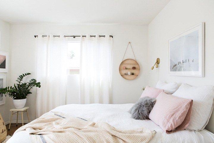 Antes/Después U2013 Renovar El Dormitorio Fácilmente