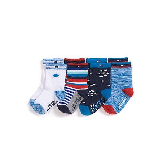 Tommy Hilfiger Baby Socks Pack of 2