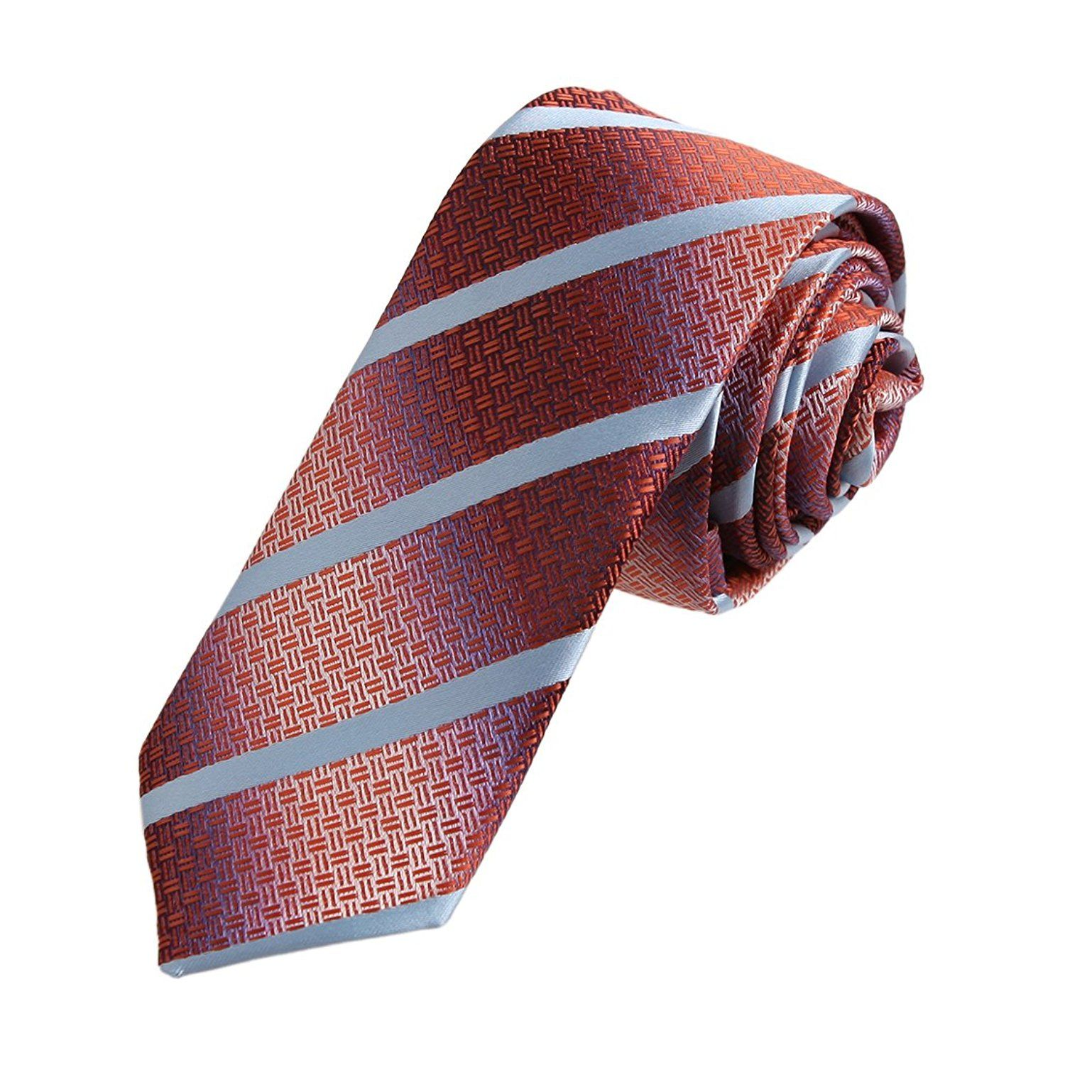 DAE7A.02 Various Stripes Microfiber Skinny Tie Fitness Fabric By Dan Smith ** Discover this special product, click the image : Gift for Guys