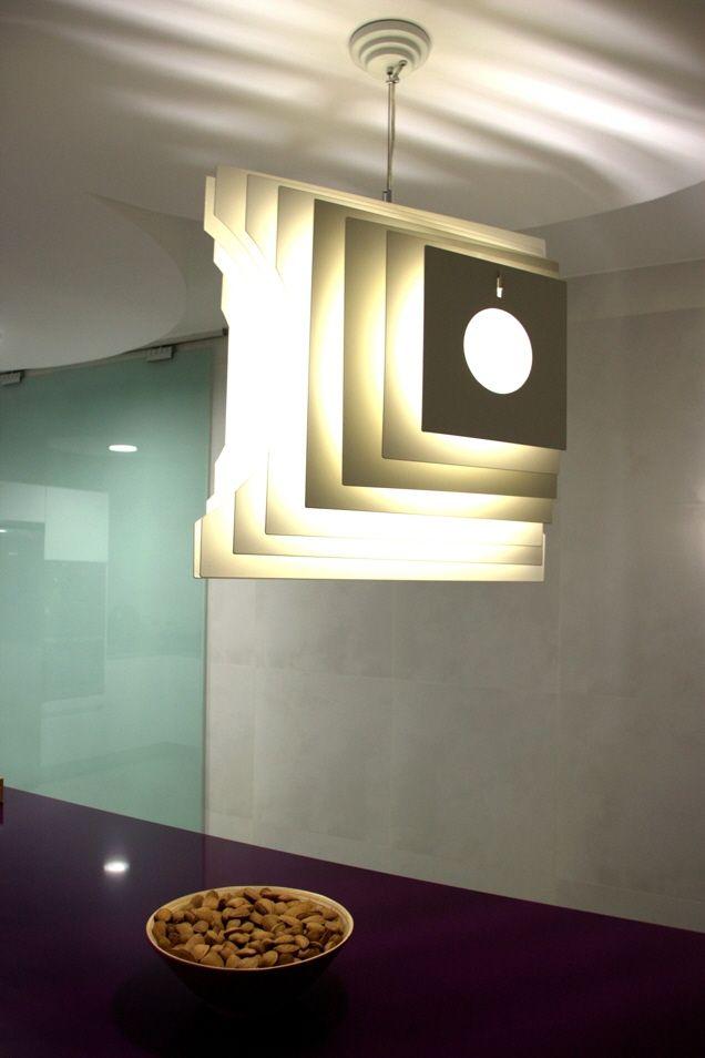 Decoracion #Moderno #Comedor #Accesorios #Lamparas Interiorismo y