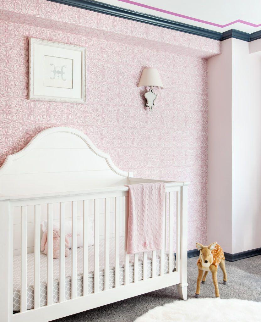 Hannah's Girly Toddler Room Bedroom themes, Nursery
