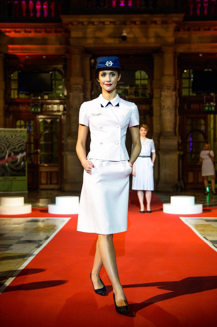 Air France Uniforms Have Delighted For Decades | TheDesignAir