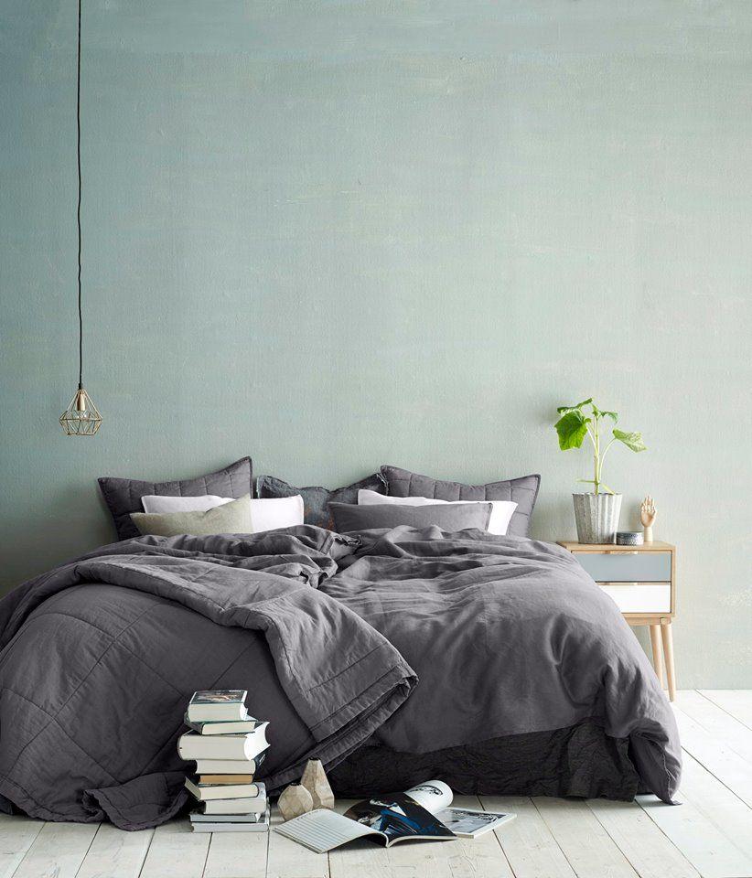 mooie rustgevende kleur voor op de slaapkamer