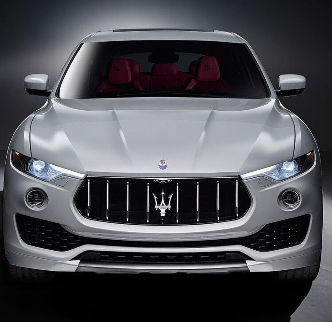 2017 Maserati Levante Suspension: Here Is Maserati's Brand New SUV, The Levante