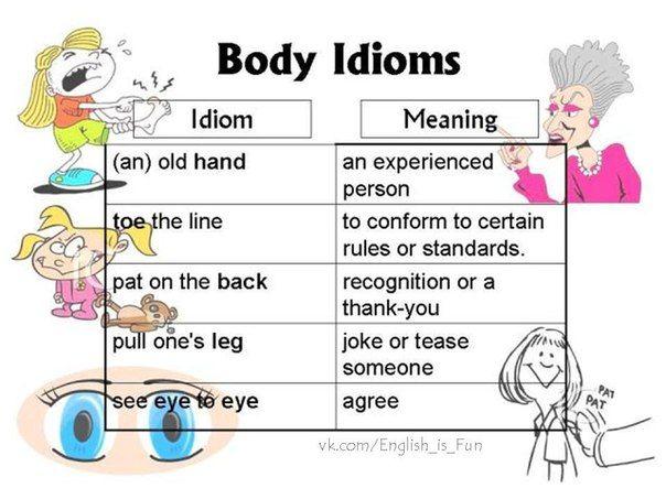 #idioms #english