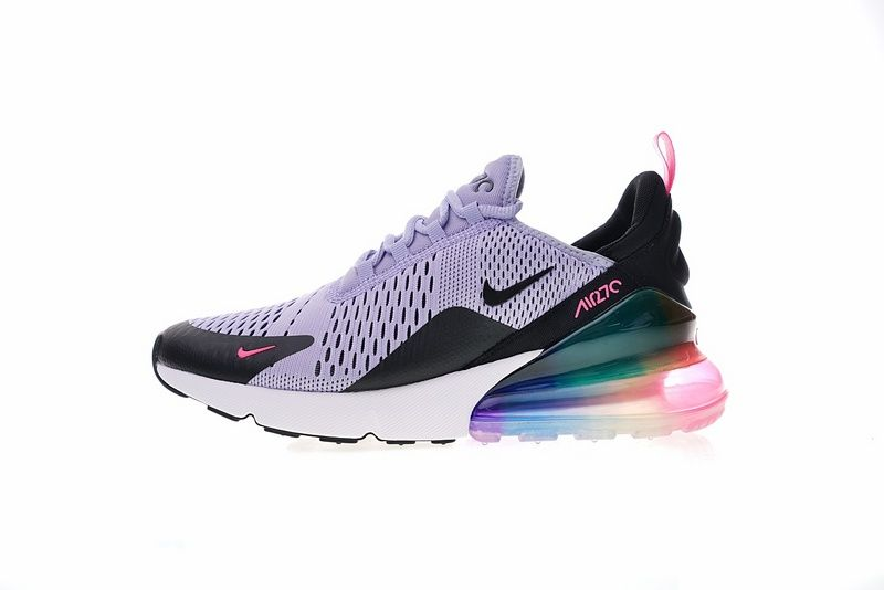 best website 70db9 7fbf6 How To Buy Nike Air Max 270 Beture Colorful Shoes Grey White For Sale