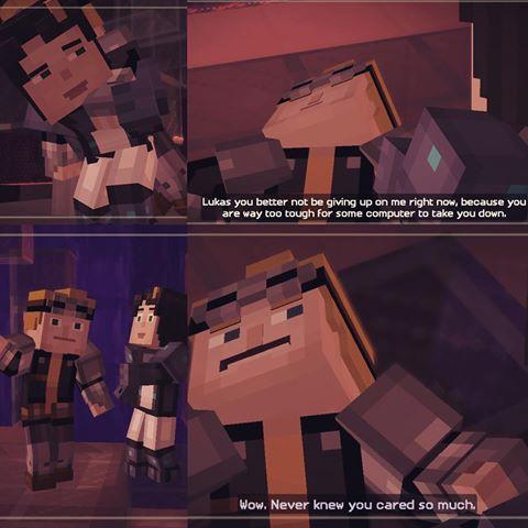 I Ship It Jesse X Lukas Mcsm Minecraft Funny Minecraft Fan