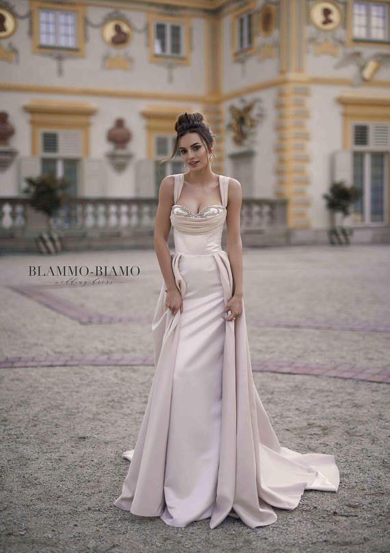 Wedding Dress Caprise Sexy Wedding Dress Dress Wedding Boho