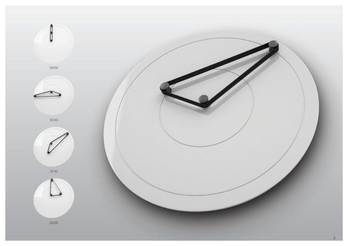 40 Unusual Modern Wall Clock Design Ideas Godiygo Com Modern Wall Clock Design Wall Clock Design Wall Clock Modern