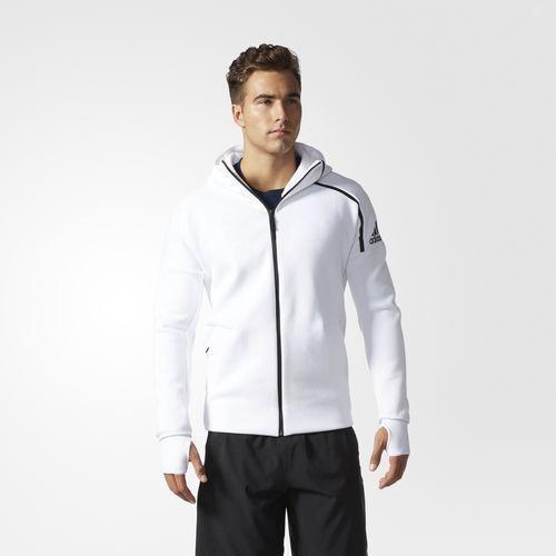 datos Mayordomo base  Adidas Men ZNE Hoodie Zip Up Jacket