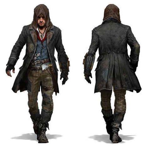 Jacob Frye Assassins Creed Art Assassins Creed Assassin