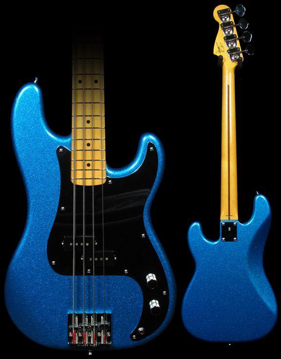 Fender Steve Harris P Bass