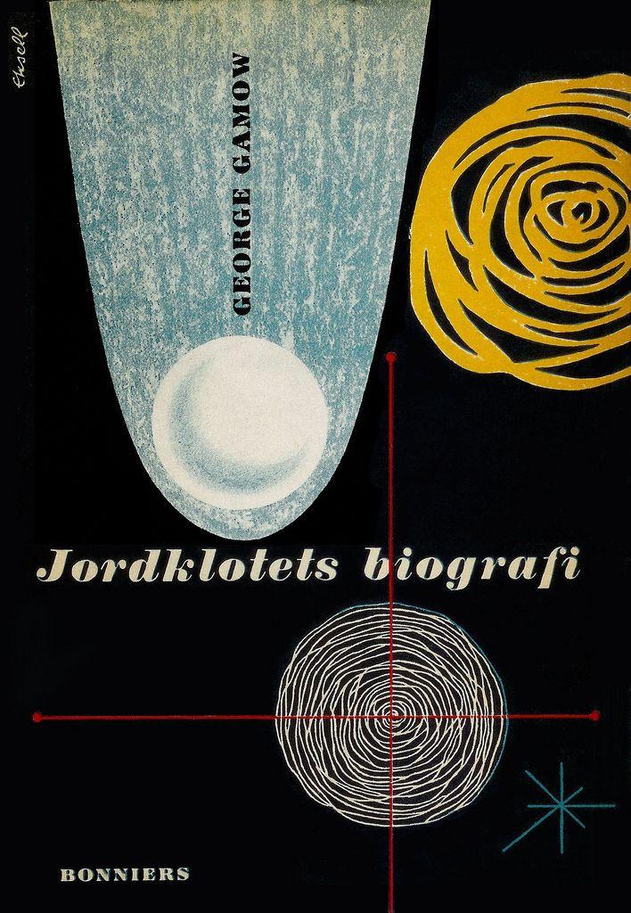George Gamow - Jordklotets biografi | Cubierta de libros, Cosmos y ...