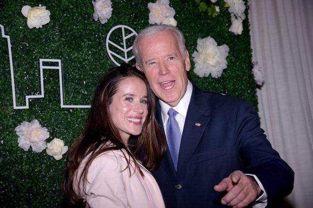 Joe Bidens Daughter Makes Designer Debut at NYFW via Brit + Co