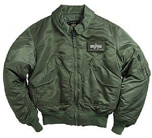 GENUINE SELLER 40 ALPHA INDUSTRIES MA1 FLYING JACKET YEARS 01001