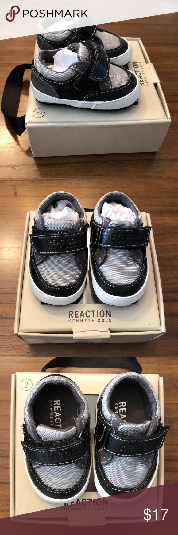 Kenneth Cole Infant shoes - size 2