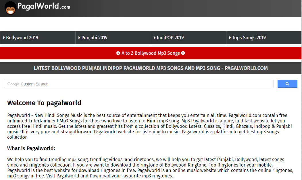 Pagalworld Mp3 Song Free Download A To Z Mp3 Song New Mp3 Songs In Hindi In 2020 Mp3 Song Songs New Hindi Songs