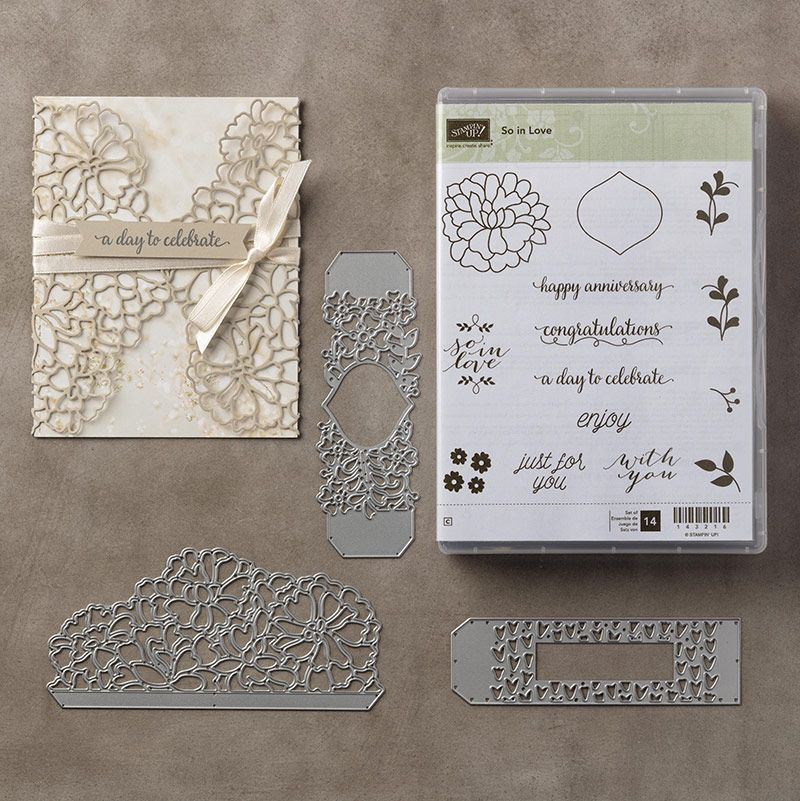 So In Love Bundle, Stampin\' Up! | Stampin\' Up! Products I Love ...