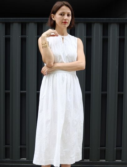 6614d0e228f белое платье