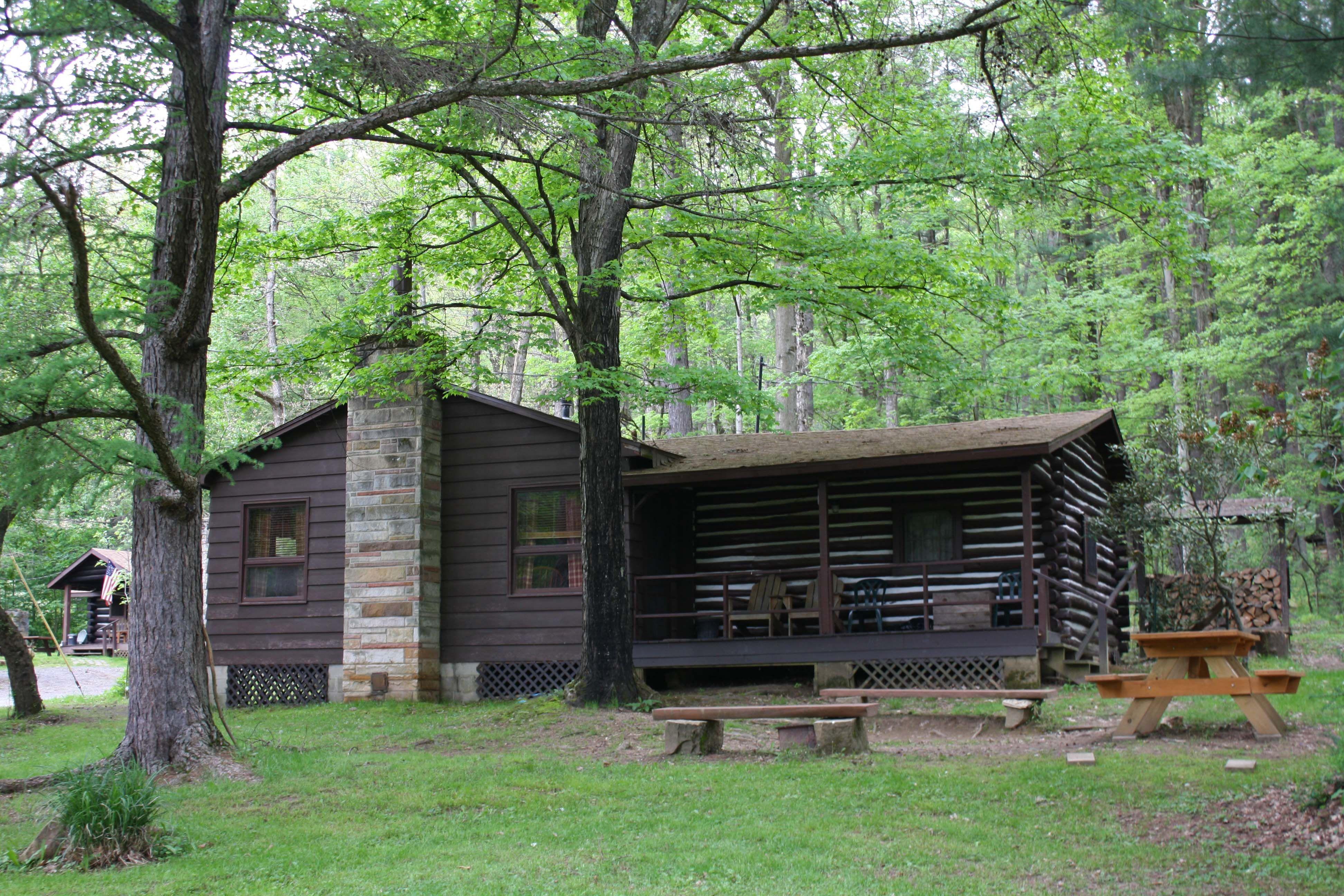 Cook Forest Summer Cabins Summer Cabins Cabin Rentals Forest Cabin