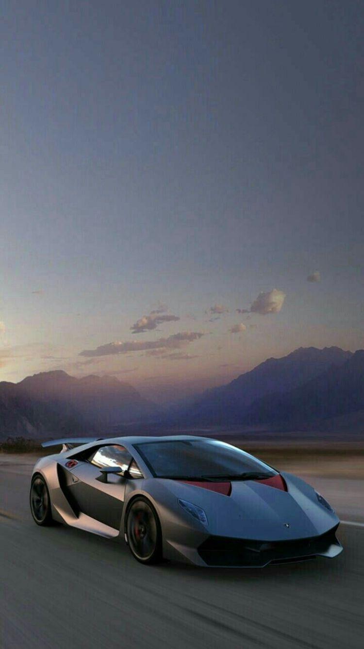 Wallpaper For Iphone 5 Ocean In 2020 Lamborghini Sesto Lamborghini Sesto Elemento Amazing Cars