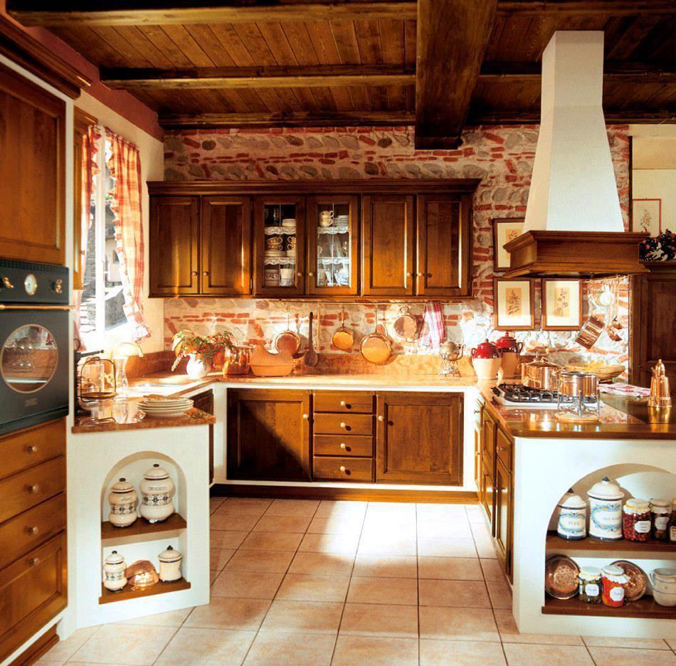 Nicchie e cornice cappa deco interiores pinterest - Muebles casa de campo ...