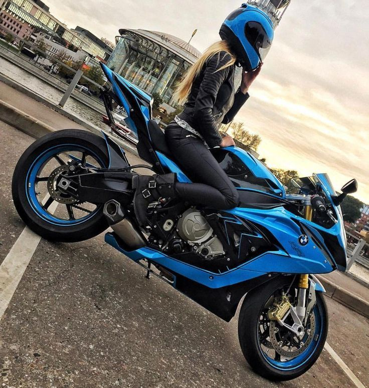 Basically out here having a blast!   Sport bikes shouldn't be just for men #moto…