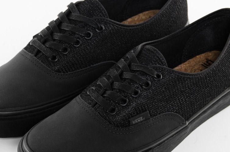 Get - vans black non slip shoes - OFF
