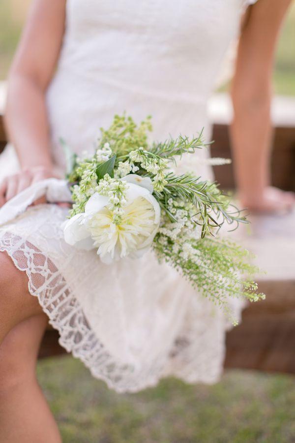 Casual Natural Wedding Inspiration