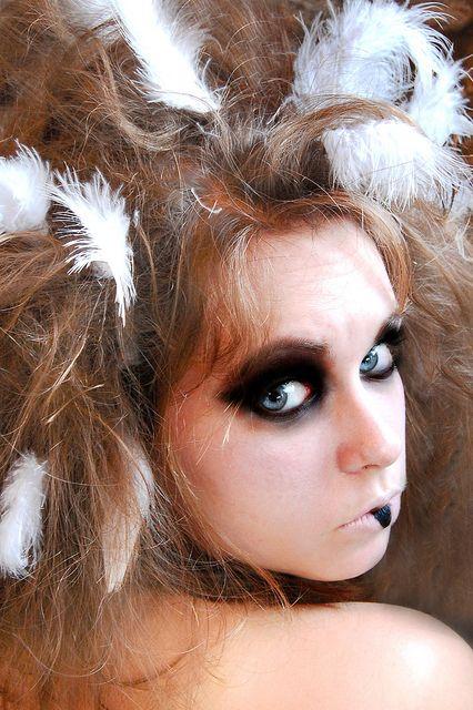 Owl Shrek Jb Ss Pinterest Make Up Hair And Messy Hairstyles