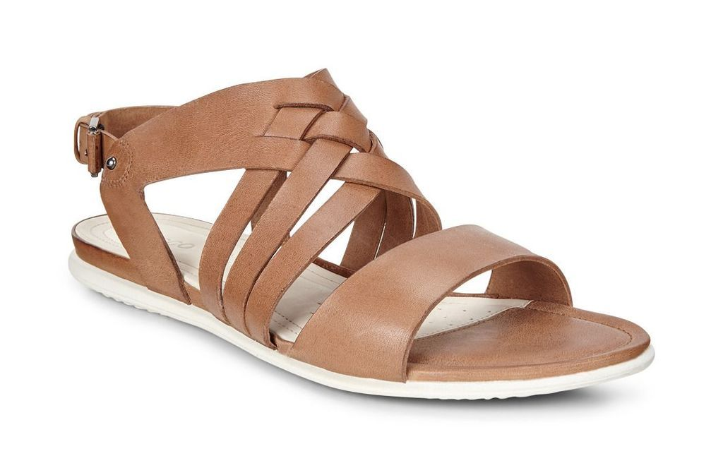 aee4102b08ea ECCO Touch Braided SandalECCO Touch Braided Sandal in WHISKY (02283 ...