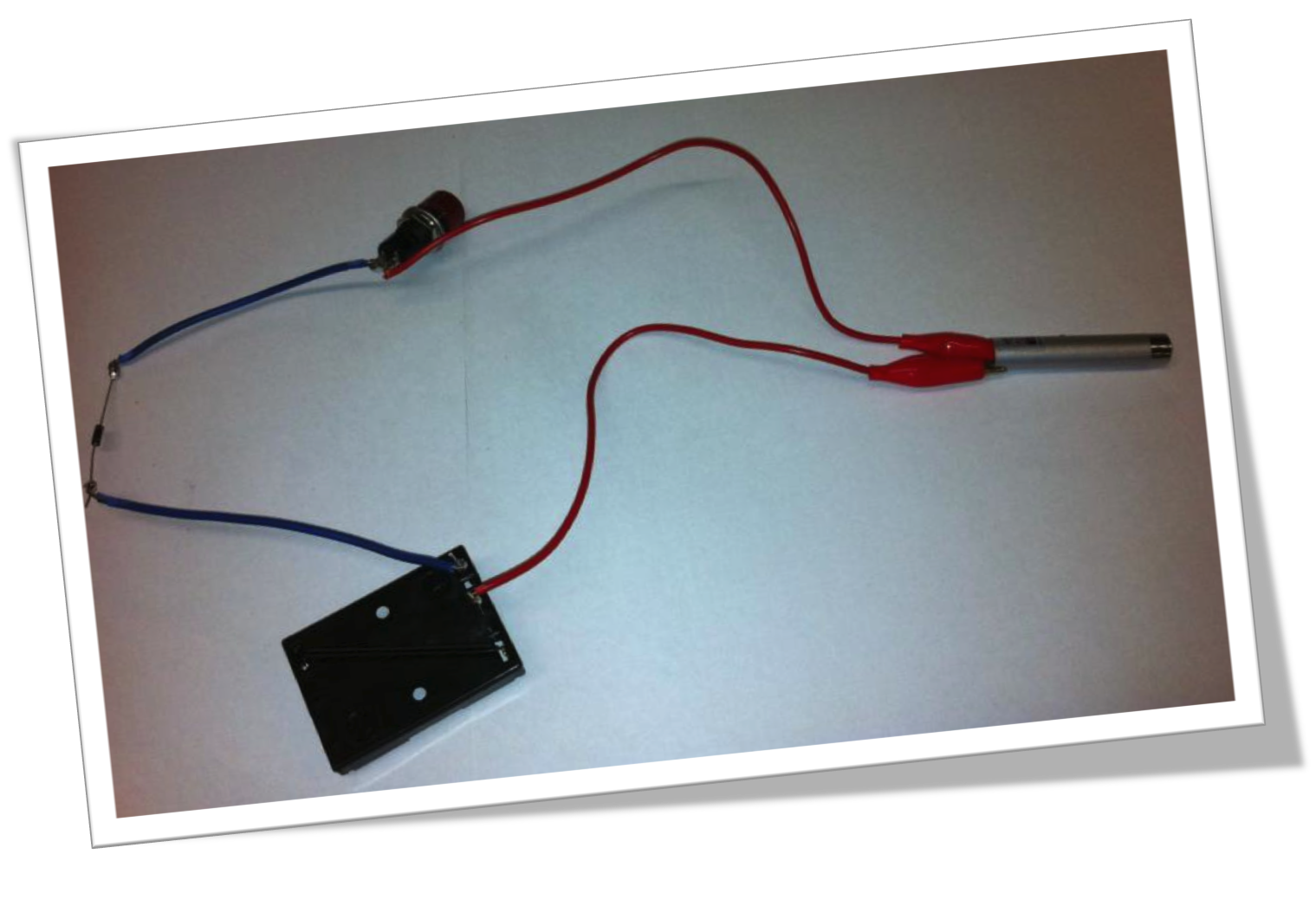 Make Your Own Modulated Laser Pen And Receiver Then Get
