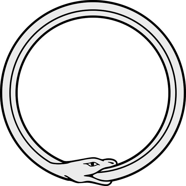 SNAKE, CELTIC, SIMPLE, SYMBOL, CIRCLE, FREE, LOGO - Public Domain ...