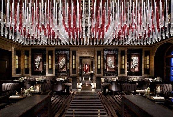 Sintoho Restaurant opens at Four Seasons Hotel Lion Palace, St Petersburg @}-,-;--