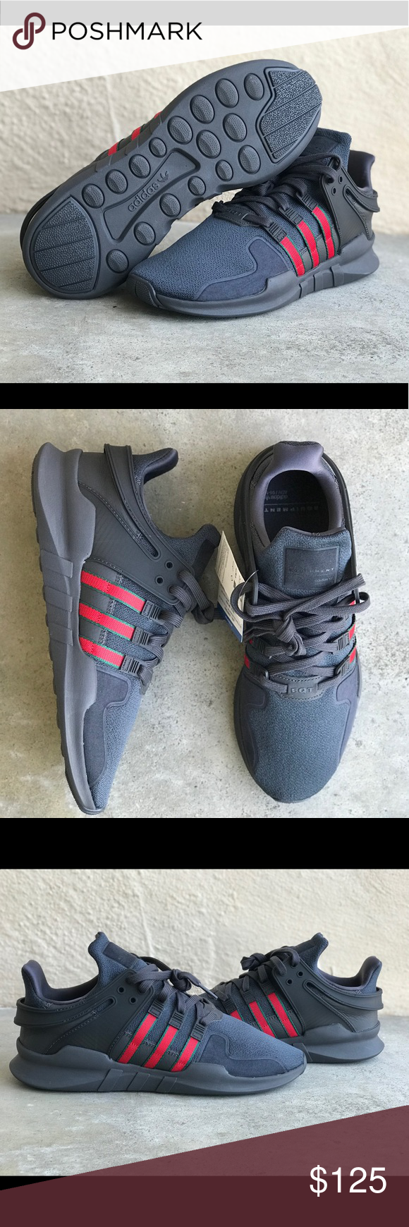 huge selection of 0acee 3220f Adidas EQT Support ADV Gucci sneakers Brand new without box ...