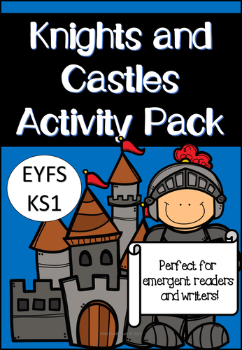 Knights And Castles For Eyfs And Ks1 Ks1 Pinterest Castles
