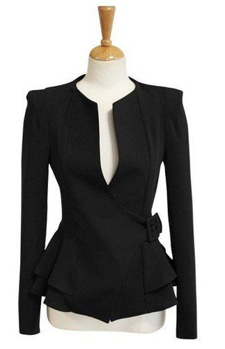 17 Best images about Blazer Makeovers on Pinterest | Black blazers ...