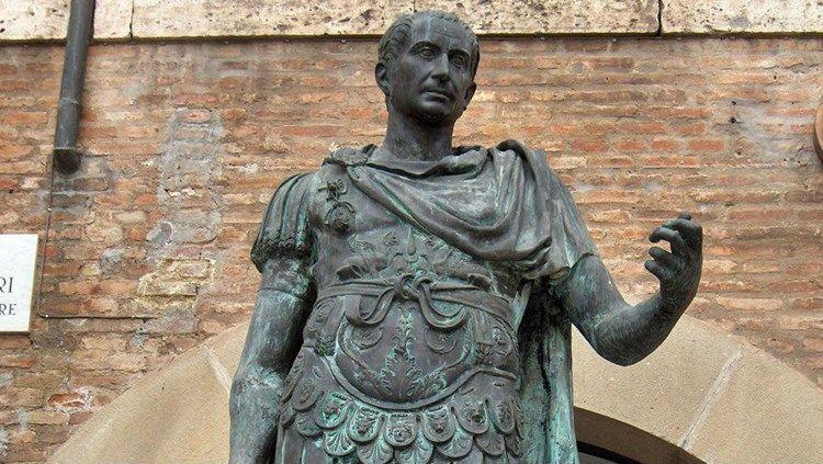 Julius Caesar (foto: Wikimedia/Creative Commons).