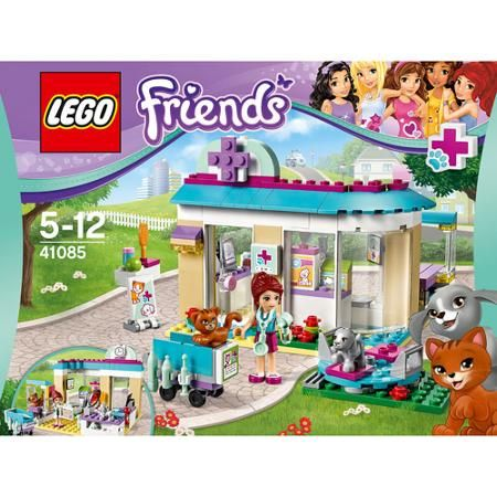 Lego Friends Vet Clinic Walmartcom For The Kids Pinterest