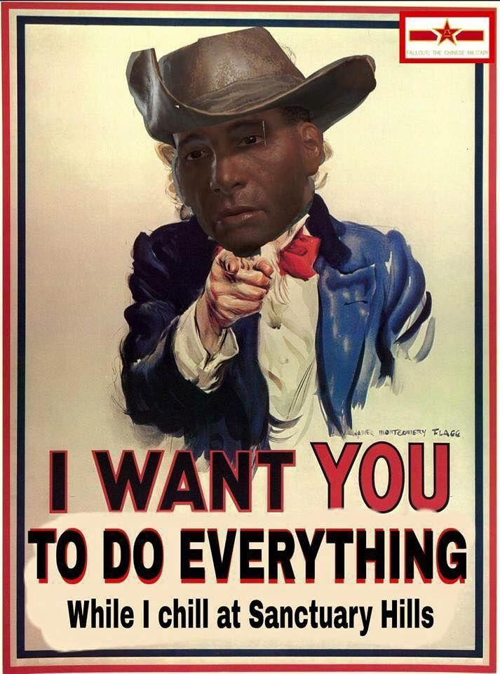 Preston Fallout 4 Meme : preston, fallout, Internet, Loves, Making, Fallout, 4's, Preston, Garvey, Funny,, Meme,, Funny