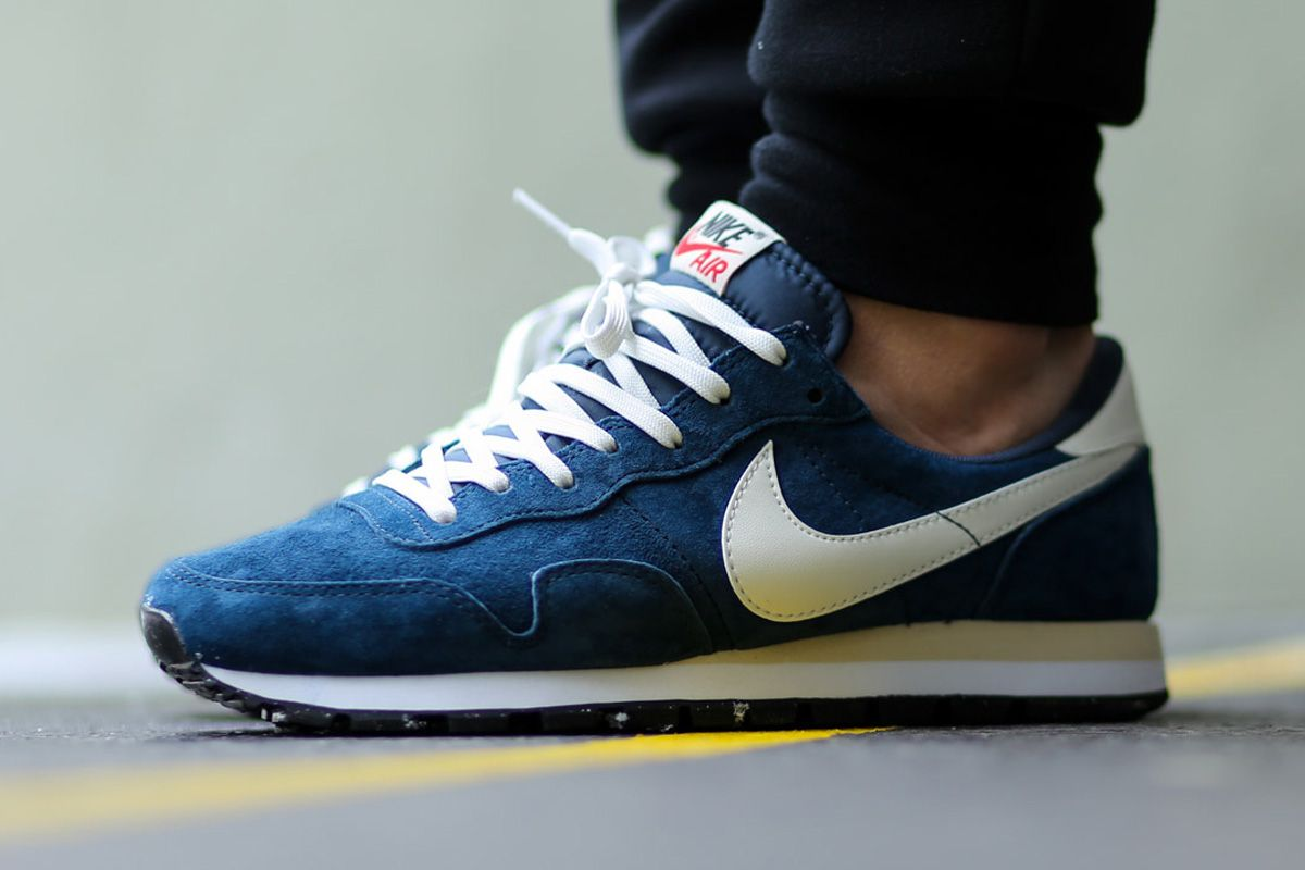 Nike Air Pegasus 83: Blue/Yellow | MeN sHoEs | Pinterest | Nike air pegasus,  Pegasus and Blue yellow