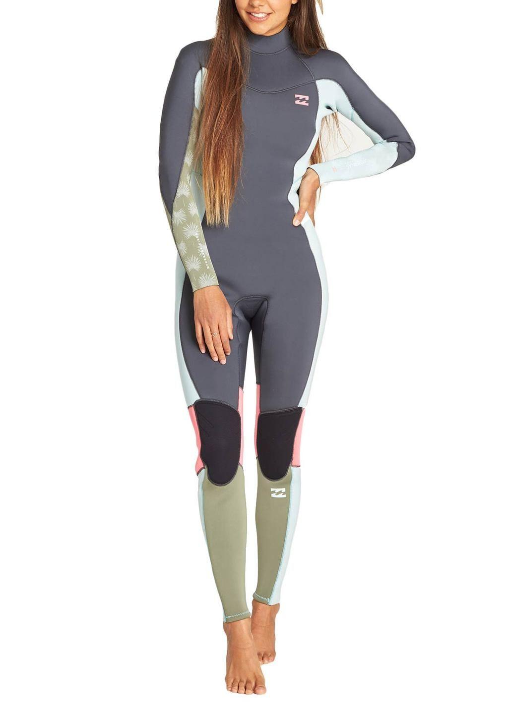 Billabong Womens Furnace Synergy 3 2mm Back Zip Steamer Wetsuit Wetsuit Warehouse Billabong Women Wetsuit Womens Wetsuit