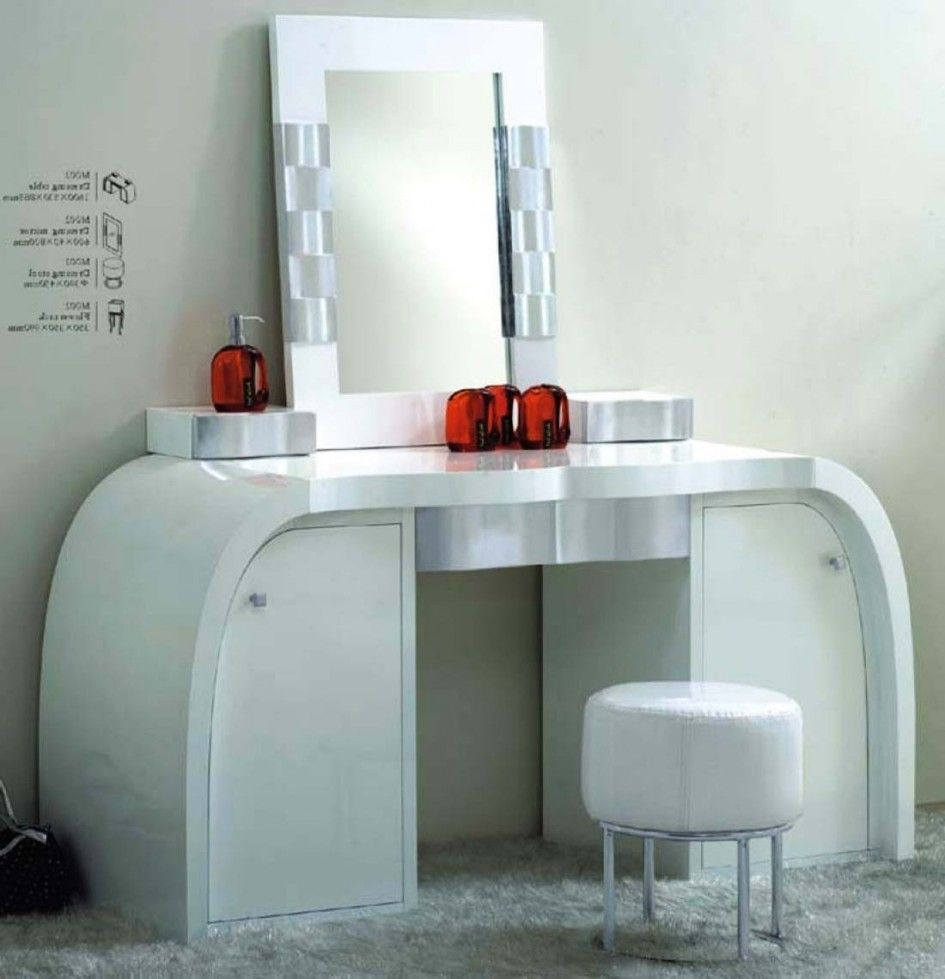 Furniture : White Dressing Table With Mirror And Stool Shabby Chic ...