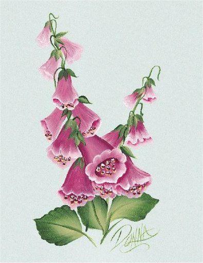 Gallery.ru / Фото #5 - Цветы и эскизы - Didli